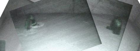 Djedi (NewSci)-rear of the blocking stone w metal pins