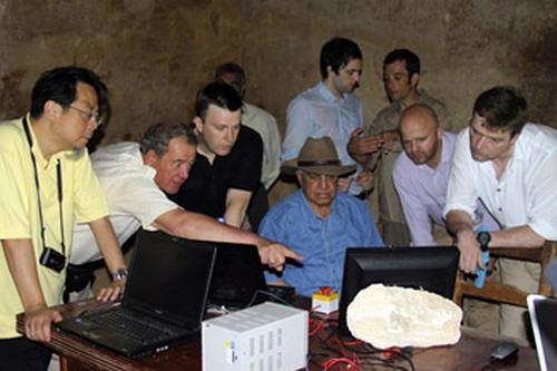 Hawass & Djedi Team discuss their findings
