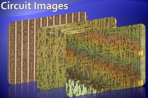 Mifare RFID Circuit Images