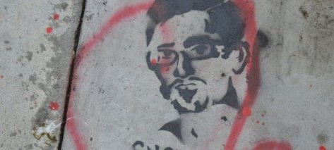 Snowden-graffiti