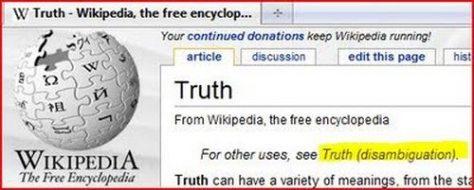 Truth_Wikip
