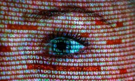 NSA Prism illustration