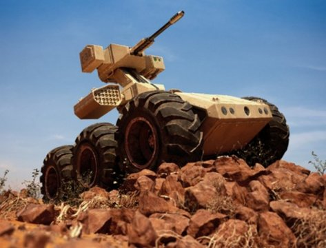 Battlefield-rotator