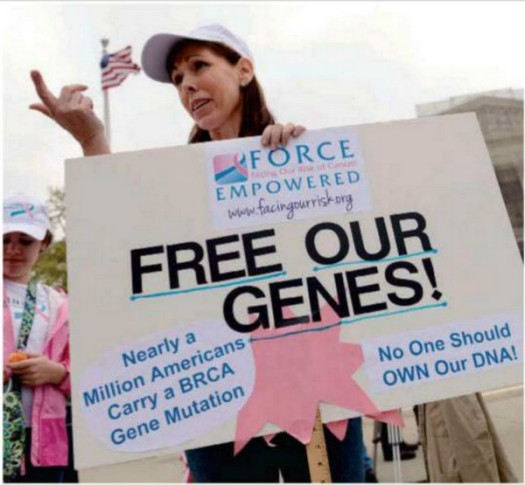 freeourgenes