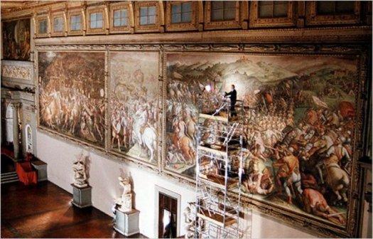 fresco-Vasari
