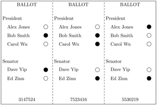 Three_ballot