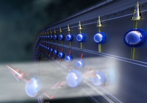 Electrons-on-Topological-Insulators