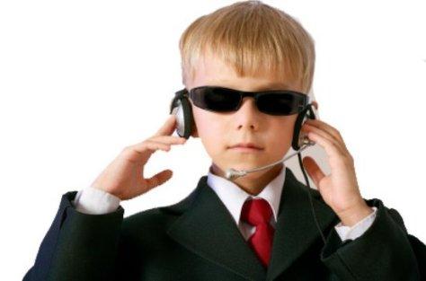 Spy-kid