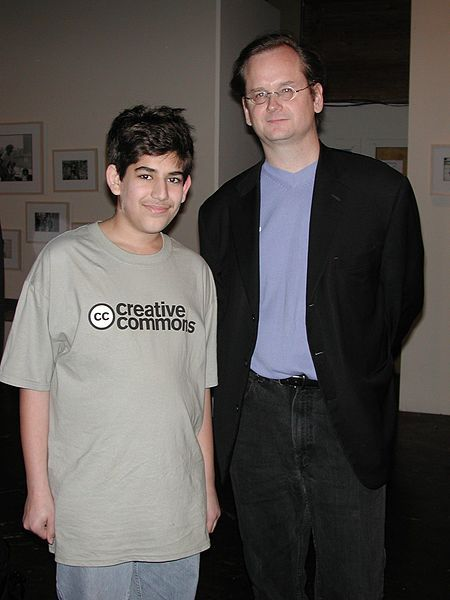 4.Aaron_Swartz_and_Lawrence_Lessig