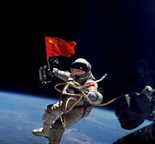 China-in-Space