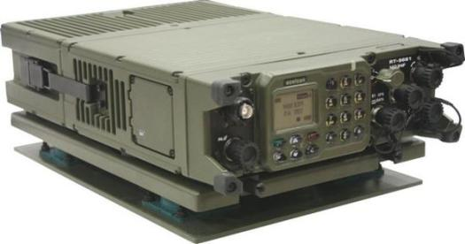 3-Vehicle Software Defined Radio