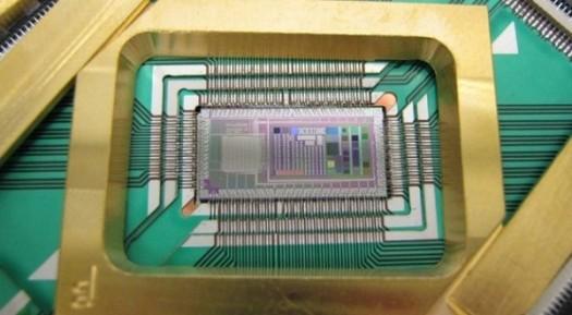 d-wave-quantum-processor