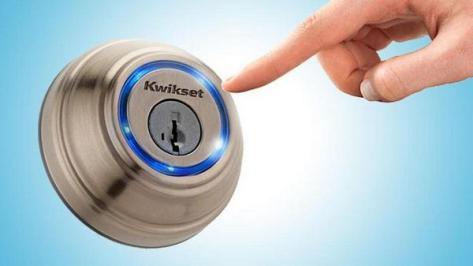 kwikset-kevo-lock