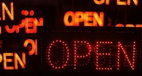 open-open