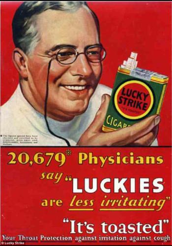 Lucky-strike-doctors