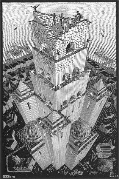 Babel-T-escher