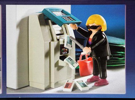 Playmobil-atm