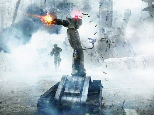Robot-at-war