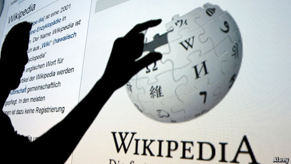 Википедия: Операция Дезинформация?